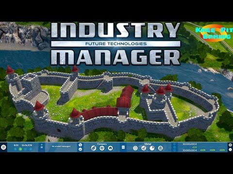 Industry Manager Future Technologies - Let's Play S2 Ep1 - Fresh Start after Update
