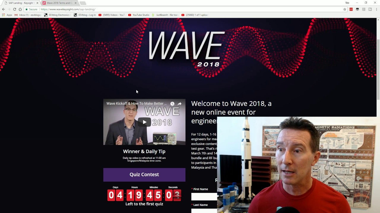 keysight oscilloscope giveaway keysight scope giveaway bonanza youtube 1484