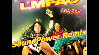 SoundPower - LMFO Party Rock Anthem(Remix)