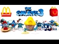 2017 McDONALD'S SMURFS 3 HAPPY MEAL TOYS THE LOST VILLAGE 2013 SMURFS 2 MOVIE FULL SET 12 COLLECTION