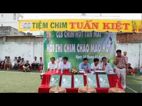 CLB Chim Hot Tan Mai, Hoi Thi Chim Chao Mao Hot Lan I (10-03-2013) A