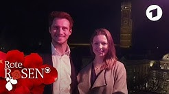 Philipp und Katrin wünschen eine frohe Adventszeit | Rote Rosen