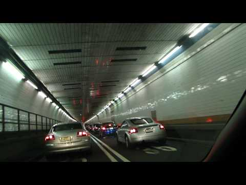 Holland Tunnel - connecting New York and New Jersey