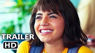 DORA THE EXPLORER Official Trailer (2019) Lost City of Gold, Isabela Moner Movie HD