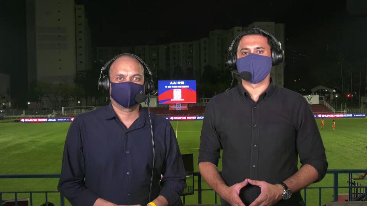 Download LIVE - 2021 AIA Singapore Premier League: Albirex Niigata (S) vs Tampines Rovers