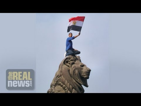 The Egyptian Revolution: Three years and counting