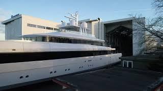 Hello World, Meet NAJIBA, 58m/190' Feadship Superyacht