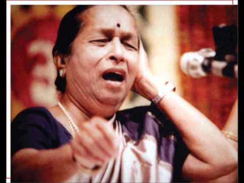 Gangubai Hangal - Raag Komal Rishabh Asavari