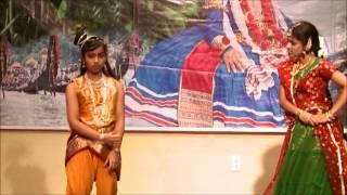 Maadu Meikkum Kanne Krishna dance 2013 Onam