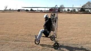 New trike test run