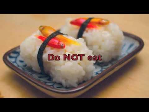 Glofish-genetically modified fish