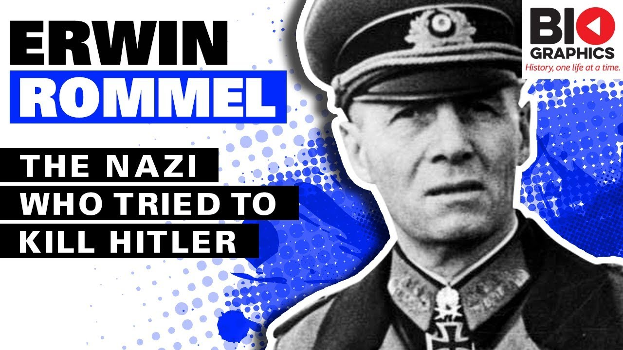 Erwin Rommel Biography: German Field Marshall Who Defied