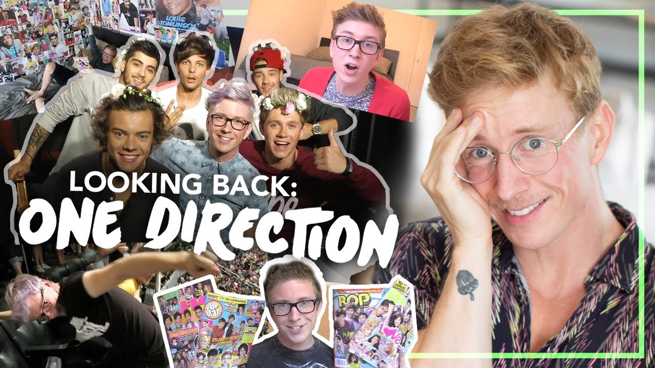 Reacting to My One Direction Moments #10YearsOfOneDirection