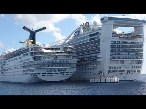 Caribbean Princess Cruise to the Cayman Islands
