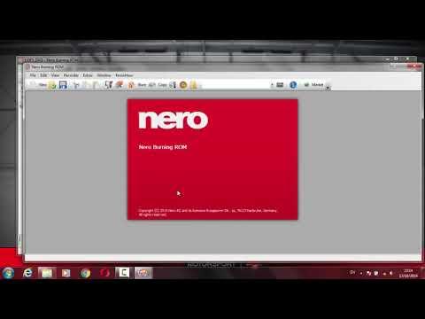 TUTORIAL BURNING DVD BOOTABLE DI NERO BURNING ROM 2020 PORTABLE