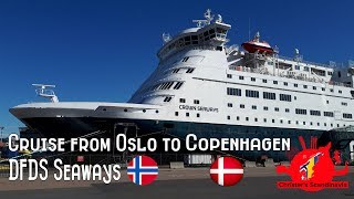 Cruise to COPENHAGEN with DFDS Seaways from OSLO