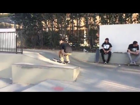 Hardflip Attempts- Mike Caballero