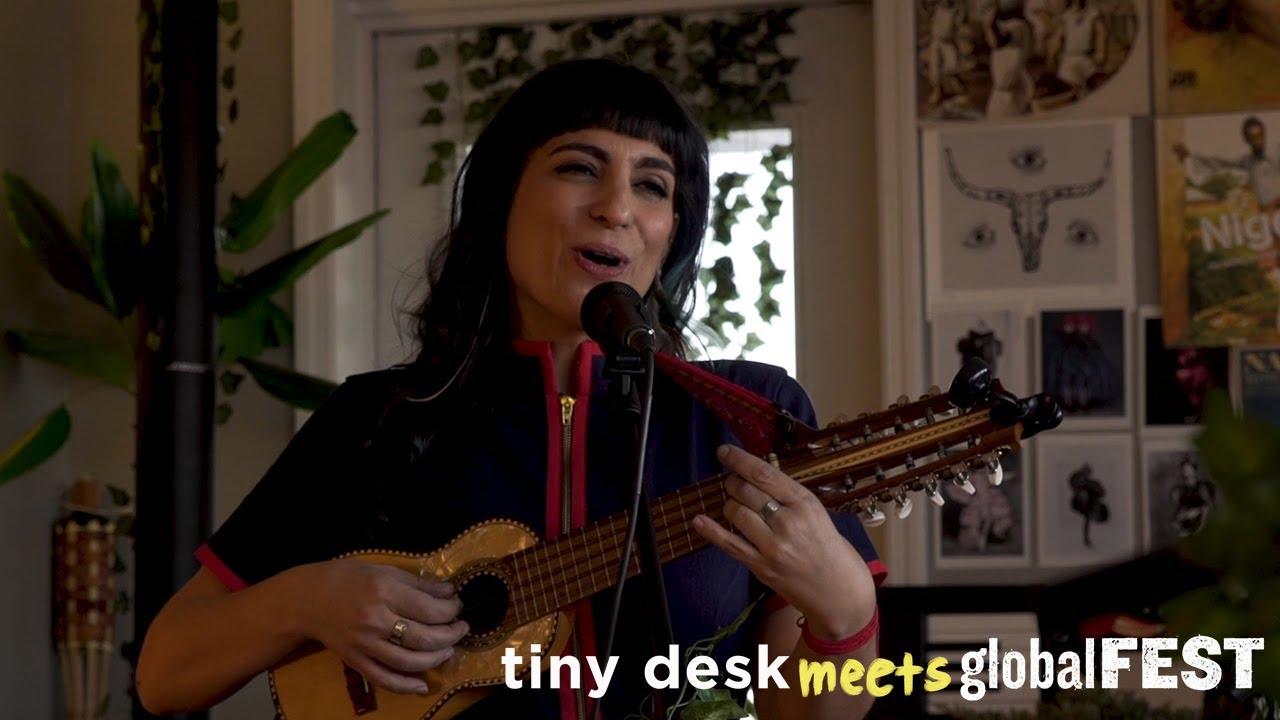 Sofia Rei: Tiny Desk (Home) Concert