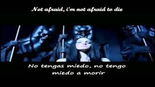 Black Veil Brides-In The End-Sub Español