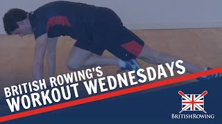 British Rowing Workout Wednesday #1 - Warm-up