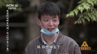 《普法栏目剧》 20191011 希望的田野系列剧·远山的守望(下集)| CCTV社会与法