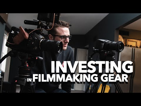 The RIGHT Way To Buy Filmmaking Gear | Investing In Equiptment