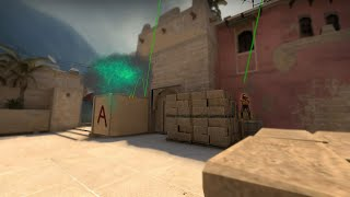 Useful Smokes from TETRIS - CS:GO (Mirage)