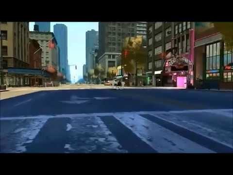 GTA - Making My Way Down Town