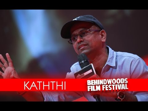 """I am fully ready for a Vijay - Ajith movie"" - AR Murugadoss - Kaththi, Best Tamil movie at BFF 2015"