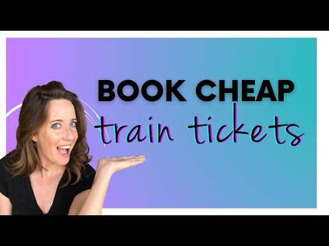 How To Get The Cheapest Train Tickets In Europe!