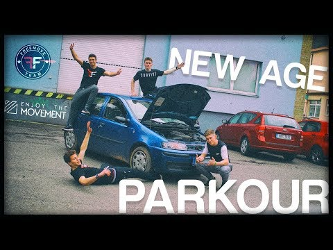 FREEMOVE - NEW AGE | PARKOUR & FREERUNNING