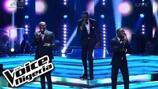 "#TeamTimi sings ""Heaven Please"" / Live Show / The Voice Nigeria 2016"