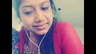 Gambar cover Kanne kalaimane   Moondram Pirai   Cover Song   Tanushree Datta