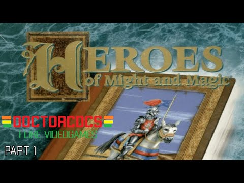 Heroes of Might and Magic (Warlock Campaign) - Part 1