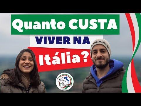 NOSSO CUSTO DE VIDA NA IT�LIA | MAROSTICA-VICENZA