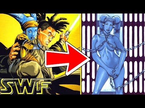 Wie AAYLA SECURA von ihrem Onkel VERSKLAVT wurde! | Jedi Secura vor der 0rder 66