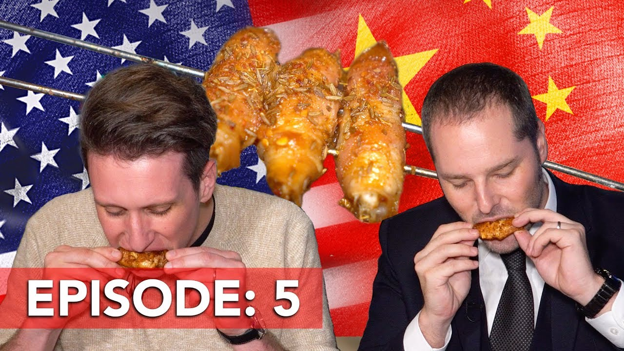 Chinese BBQ is NOT What you Think!