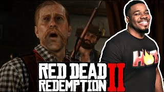 DRUNK IN THE SWAMP ON MOONSHINE ! Red Dead Redemption 2 Walkthrough Gameplay Part 15 - (RDR2)