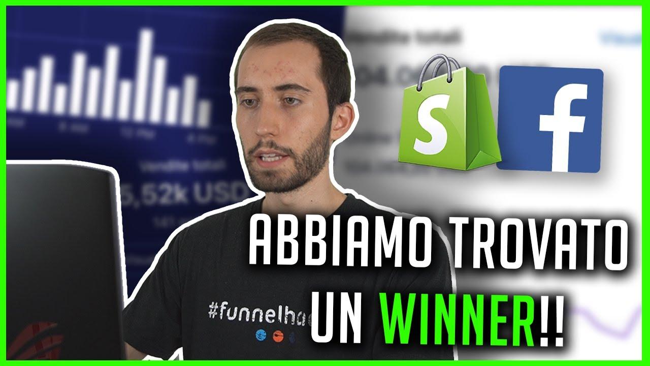 RICERCA DI PRODOTTI VINCENTI LIVE! (ABBIAMO TROVATO UN WINNER) 💰 DROPSHIPPING ITALIA