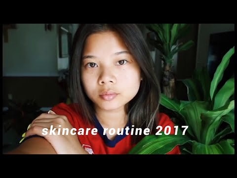 Skincare Routine 2017