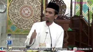Apa Hukum Imam tidak Membaca Basmalah Ketika Al fatihah - H.Ustadz Abdul Somad Lc,MA