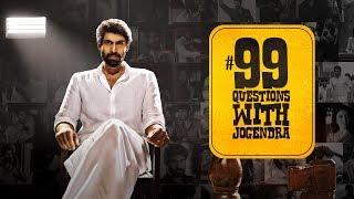 99 Questions with Jogendra | Nene Raju Nene Mantri | Rana Daggubati | Kajal | #NeneRajuNeneMantri