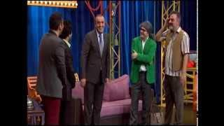 Güldür Güldür'e Abdurrahim Albayrak Katıldı, Sahne Karıştı!