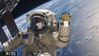 Spacewalk to install Earth-watching cameras