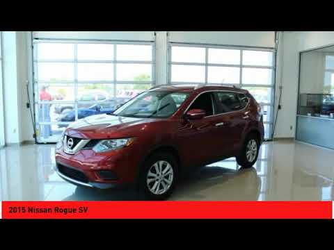2015 Nissan Rogue Rocky Mount NC P543995