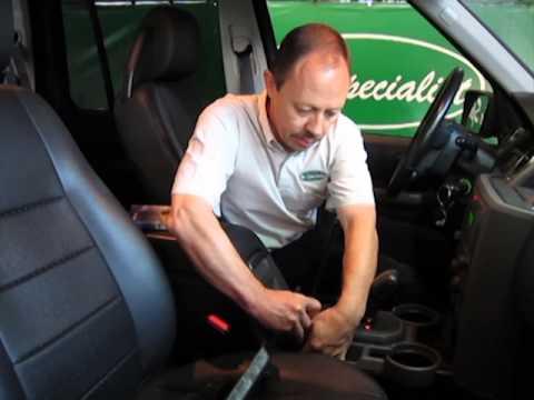 Land Rover Discovery Destravamento Do Freio De M 227 O Youtube