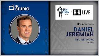 NFL Network's Daniel Jeremiah Talks AB, Rookie QB's, & More w/Rich Eisen   Full Interview   8/19/19
