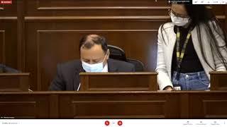 Plenaria Cámara de Representantes: Proyectos de Ley - 19/06/2021