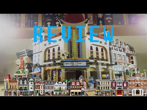 lego creator palace cinema modular building revie