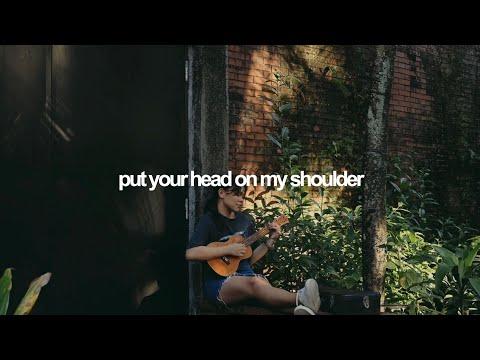 put-your-head-on-my-shoulder---paul-anka-(ukulele-cover)-|-reneé-dominique